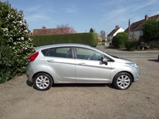 Ford Fiesta 1.4 (96ps) Zetec Hatchback 5d 1388cc