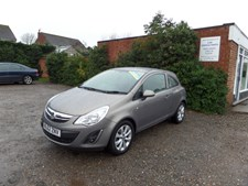 Vauxhall Corsa 1.2i 12v (85ps) Active Hatchback 3d 1229cc