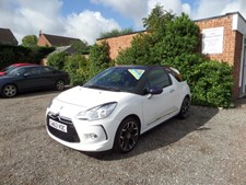 Citroen DS3 1.6 VTI (120bhp) DStyle Plus Hatchback 3d 1598cc